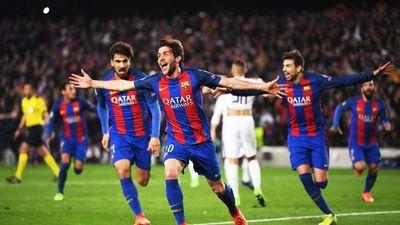 El Barça logró lo increíble en la Champions