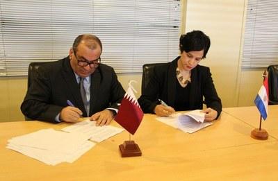 Paraguay y Qatar acordaron términos para evitar doble tributación