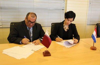 Paraguay y Qatar acuerdan términos de convenio para evitar doble tributación