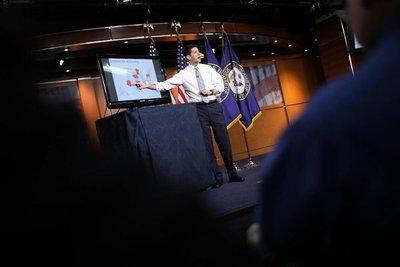 Dan luz verde a plan contra Obamacare en EEUU