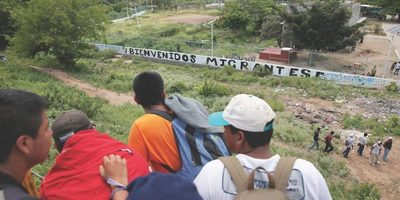 """""""Efecto Trump"""" en la frontera sur y la caída de ingreso de inmigrantes clandestinos"""