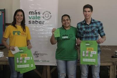 'Más vale saber': la Feria de la Educación Financiera en Asunción