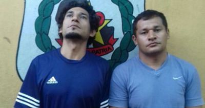 Caen hermanos que asaltaban a estudiantes