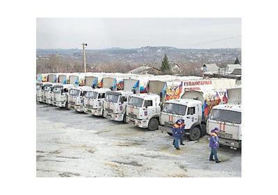 Prorrusos quieren ejército de 100.000 hombres en Ucrania