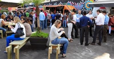 """Vecinos de Recoleta en pie de guerra contra """"Food Park"""""""