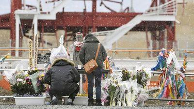 Japón recordó aniversario del  devastador tsunami de 2011