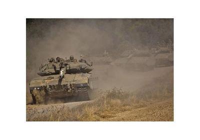 Los  palestinos fallecidos en Gaza ya  superan  300 y no hay cese el fuego