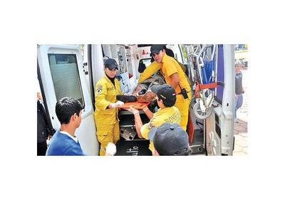 Los bomberos de Ciudad del Este  quieren  nueva base de operaciones