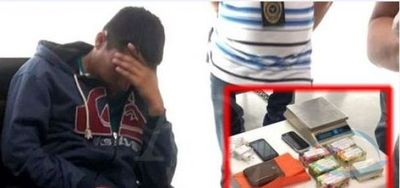 Paraguayo cae con cacaina en Tailandia