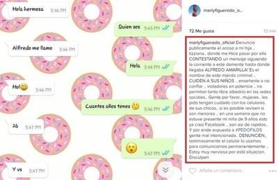 Marly Figueredo Denunció Acoso A Su Hija Menor