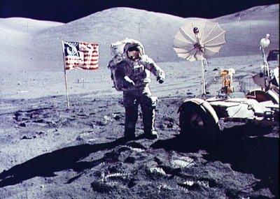 La Luna vuelve a interesar bajo el gobierno de Trump