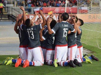 La Albirrojita y su gran andar en el Sudamericano Sub 17