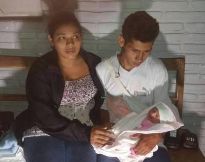 Fingió ser enfermera y raptó a beba, la niña ya fue rescatada