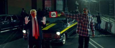 Trump carga contra rapero Snoop Dogg por vídeo en el que le dispara