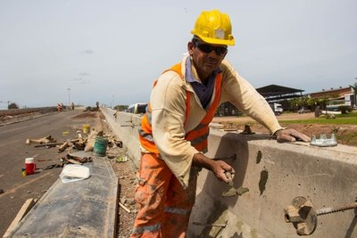 Inversión en infraestructura va por buen camino y debe ir en aumento