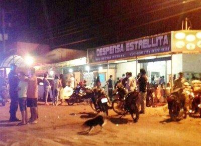 Anoche acribillaron a un joven y dejaron tres heridos más