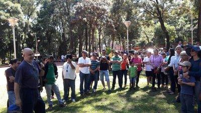 'Micrófono abierto' contra casino y Zacarías Irún