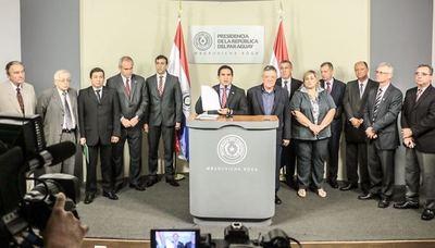 Consejo Asesor Agrario presentó informe al presidente de la República