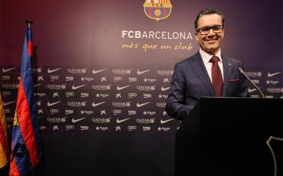 """Portavoz del Barça sobre contrato Messi:""""Hay optimismo y perspectiva excelente"""""""