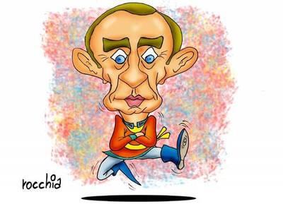 Rusia: amenaza con misiles y acción psicológica