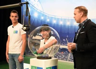"""Comenzó la quinta edición del proyecto internacional infantil """"Fútbol por la Amistad"""""""