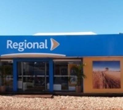 Regional se instala en Feria Innovar