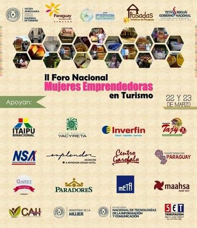 Arranca este miércoles II Foro Emprendedoras en Turismo