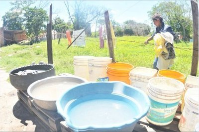 Casi  2 millones de usuarios reciben agua sin desinfección