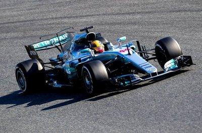 Hamilton y Mercedes contra la 'nueva' F1