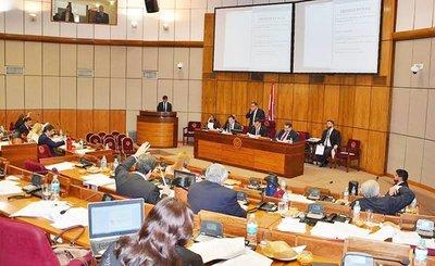 Senado cuenta con mayoría para aprobar legitimidad de la emisión