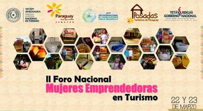 Inicia II Foro de Emprendedoras en Turismo