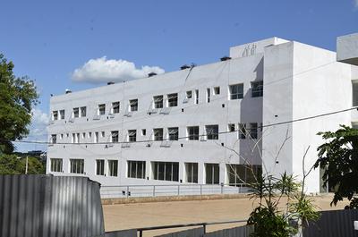 CDE: Hospital Regional de IPS se inaugurará a fines de junio