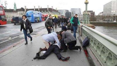 Londres: Doce personas heridas luego de atentado en Londres