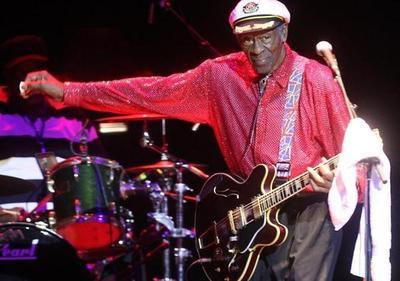 Disco póstumo de Chuck Berry saldrá a la venta