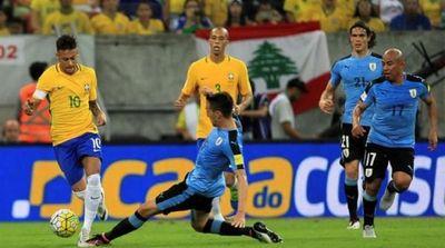 Uruguay-Brasil, un duelo histórico de eliminatorias