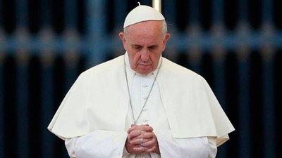 El papa expresa su solidaridad a todos los afectados por el ataque de Londres