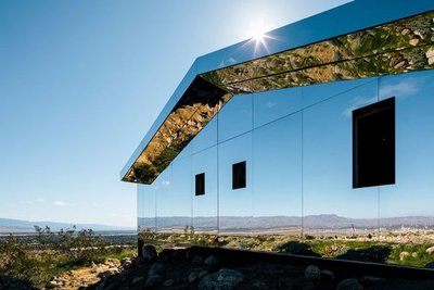 Desierto de California se convierte en galería de arte
