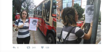 Actriz Indignada Divulga Fotos Del Supuesto Acosador En Las Calles