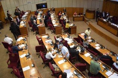 Senado logra mayoría para sacar privilegios a la Opaci
