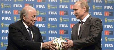 Occidente quiere frustrar el Mundial 2018, acusa Rusia