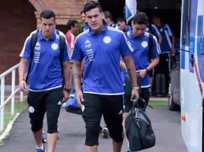 Gustavo Gómez desconvocado  de la selección