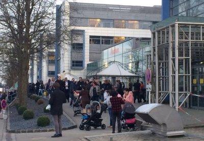 Alerta de bomba obliga a evacuar cine en Luxemburgo