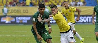 Colombia sufre pero cumple y mete presión