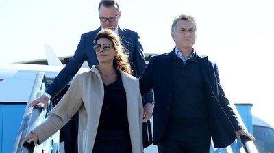 Macri llega a Holanda para una visita oficial a partir del lunes