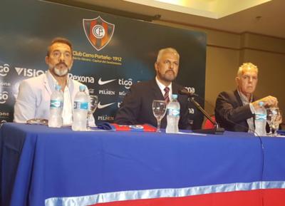 """""""Me llena de ilusión trabajar en Cerro"""""""