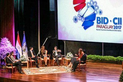 Foro Empresarial del BID reunirá a líderes en Paraguay