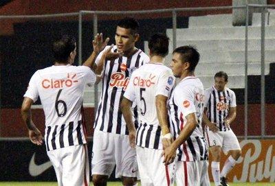 Libertad es el nuevo puntero del campeonato