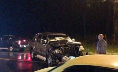 Accidente mortal en la Villa Serrana jeyma