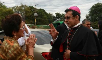 Pedro Collar asumió como nuevo obispo de Misiones
