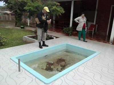 Piden eliminar criaderos luego de las lluvias